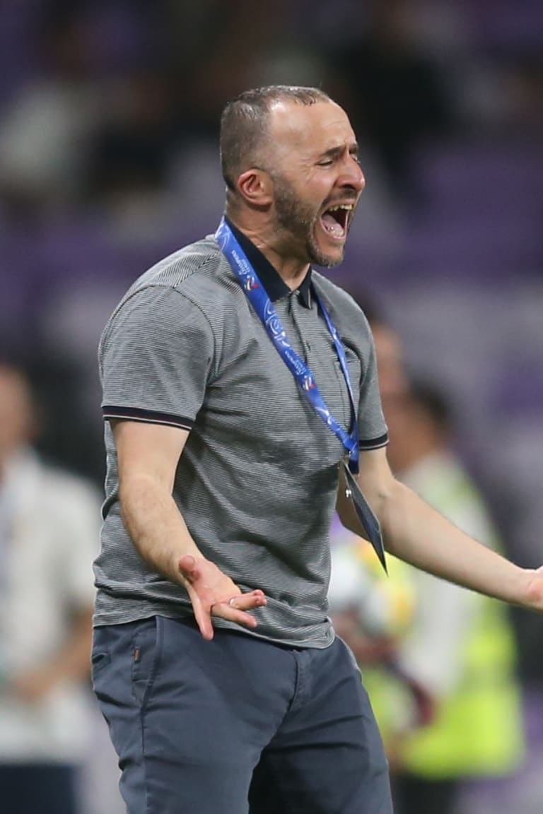"""Belmadi: """"It is an open contest for all"""""""