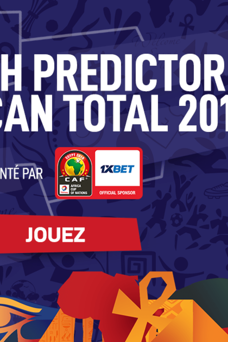 Match predictor: A vos pronos!